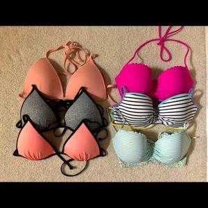 (7) Bikini Tops